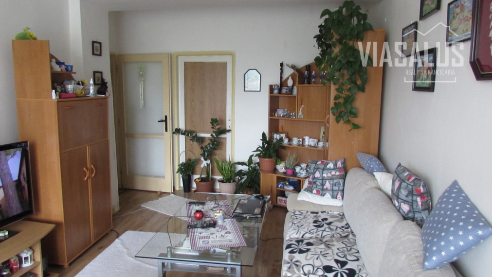 Na predaj 2-i byt v centre Popradu